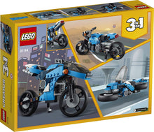 LEGO Creator 3in1 Superbike