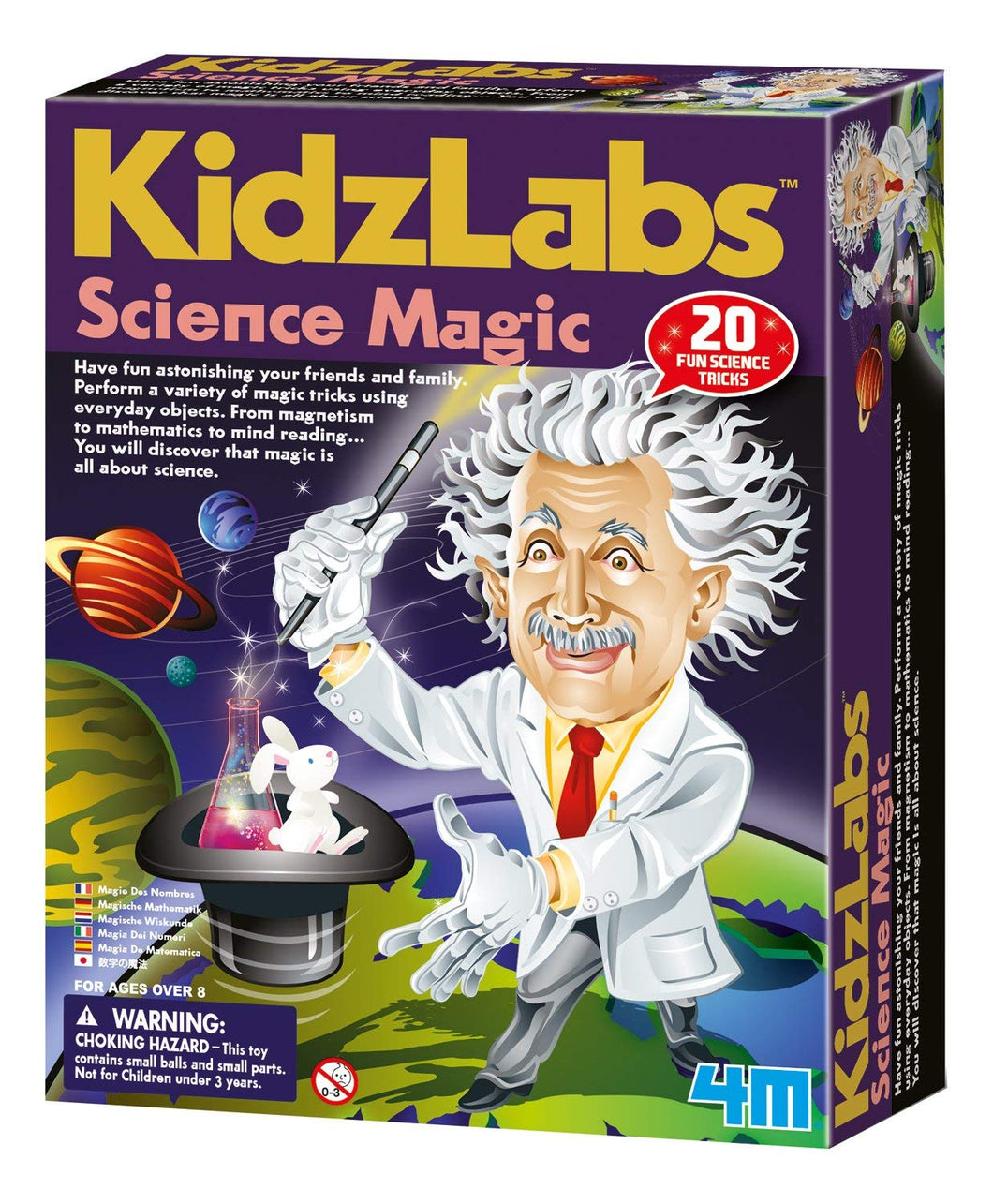 4M Science Magic Kit - All-Star Learning Inc. - Proudly Canadian