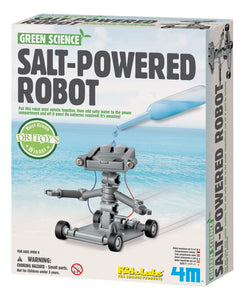 4M Salt Water Powered Robot Kit - All-Star Learning Inc. - Proudly Canadian
