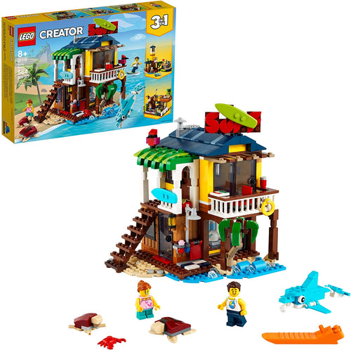 LEGO Creator 3in1 Surfer Beach House