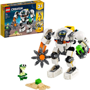 LEGO Creator 3in1 Space Mining Mech