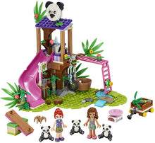 LEGO Friends Panda Jungle Tree House