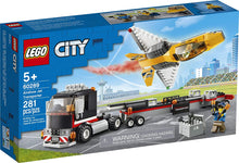LEGO City Airshow Jet Transporter