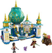 LEGO Disney Raya and The Heart Palace