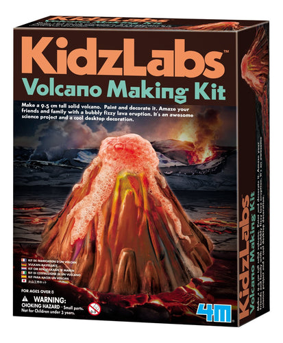 4M Volcano Making Kit - All-Star Learning Inc. - Proudly Canadian