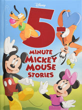 Disney 5-Minute Mickey Mouse Stories - All-Star Learning Inc. - Proudly Canadian