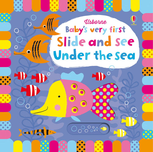 Baby's Very First Slide and See Under the Sea - All-Star Learning Inc. - Proudly Canadian