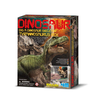 4M Dig a T-Rex Dino - All-Star Learning Inc. - Proudly Canadian