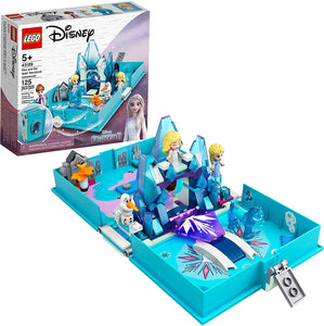 LEGO Disney Elsa and The Nokk Storybook Adventures