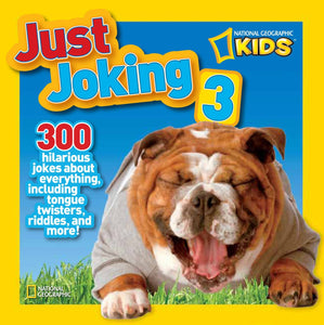 National Geographic Kids Just Joking 3 - All-Star Learning Inc. - Proudly Canadian