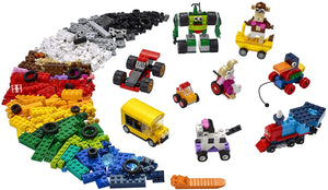 LEGO Classic Bricks and Wheels