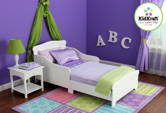 KidKraft Nantucket Toddler Bed - All-Star Learning Inc. - Proudly Canadian