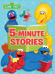 Sesame Street 5-Minute Stories