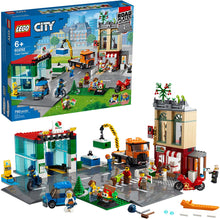 LEGO City Town Center