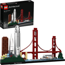 LEGO Architecture San Francisco