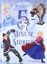 Disney Frozen 5-Minutes Stories - All-Star Learning Inc. - Proudly Canadian