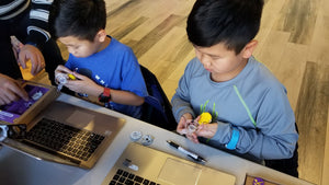 STEM Class - NEW Coding Experience (7+ Years Old) - All-Star Learning Inc. - Proudly Canadian