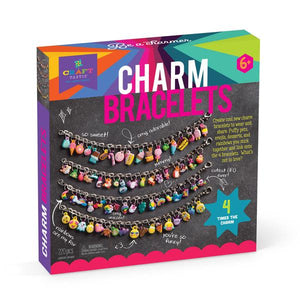 Ann Williams Craft-tastic DIY Charm Bracelets Kit - All-Star Learning Inc. - Proudly Canadian