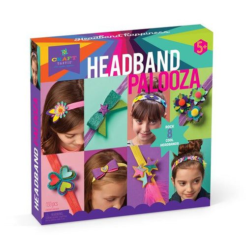 Ann Williams Craft-tastic Headband Palooza - All-Star Learning Inc. - Proudly Canadian