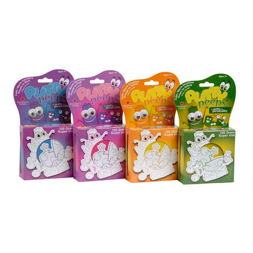 Putty Peeps Colour Change 100g - All-Star Learning Inc. - Proudly Canadian