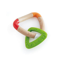 Hape Double Triangle Teether - All-Star Learning Inc. - Proudly Canadian