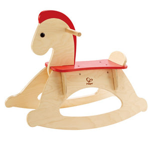 Hape Rock and Ride Rocking Horse - All-Star Learning Inc. - Proudly Canadian