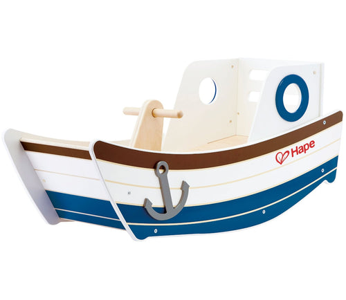 Hape High Seas Rocker - All-Star Learning Inc. - Proudly Canadian