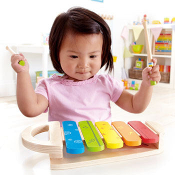 Hape Rainbow Xylophone - All-Star Learning Inc. - Proudly Canadian