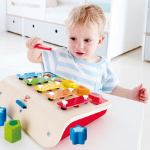 Hape Shape Sorting Xylophone - All-Star Learning Inc. - Proudly Canadian
