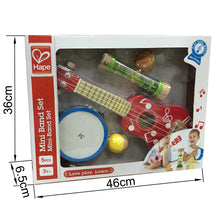 Hape Mini Band Set - All-Star Learning Inc. - Proudly Canadian