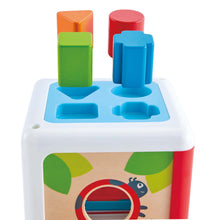 Hape Shape Sorting Box - All-Star Learning Inc. - Proudly Canadian
