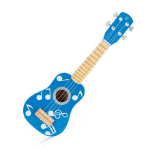 Hape Blue Ukulele - All-Star Learning Inc. - Proudly Canadian