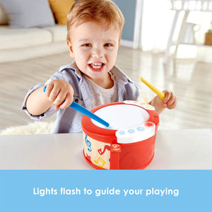 Hape Learn with Lights Drum