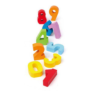 Hape Numbers and Colors - All-Star Learning Inc. - Proudly Canadian