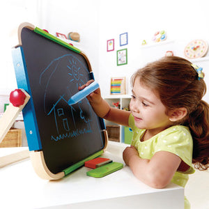 Hape Anywhere Art Studio - All-Star Learning Inc. - Proudly Canadian
