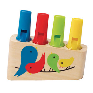 Hape Rainbow Pan Flute - All-Star Learning Inc. - Proudly Canadian
