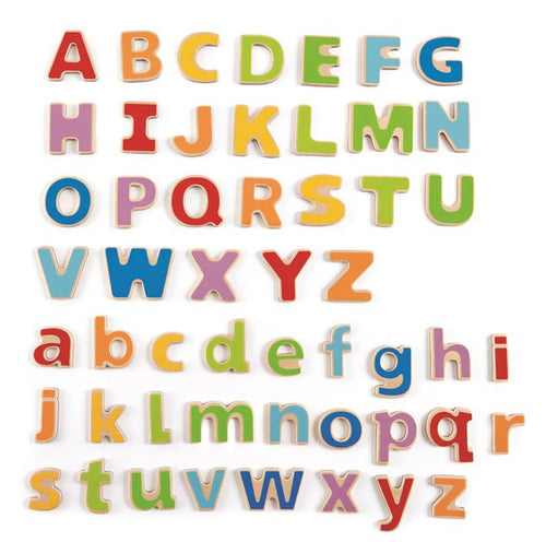 Hape ABC Magnetic Letters - All-Star Learning Inc. - Proudly Canadian