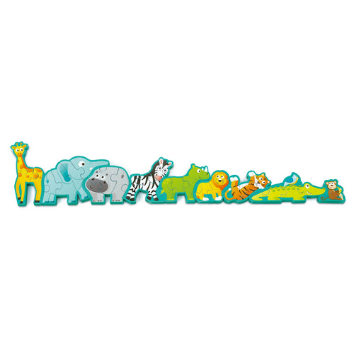 Hape Alphabet & Animal Parade