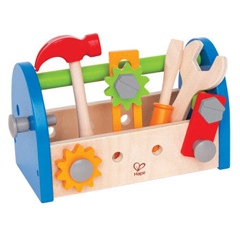 Hape Fix-It Tool Box - All-Star Learning Inc. - Proudly Canadian
