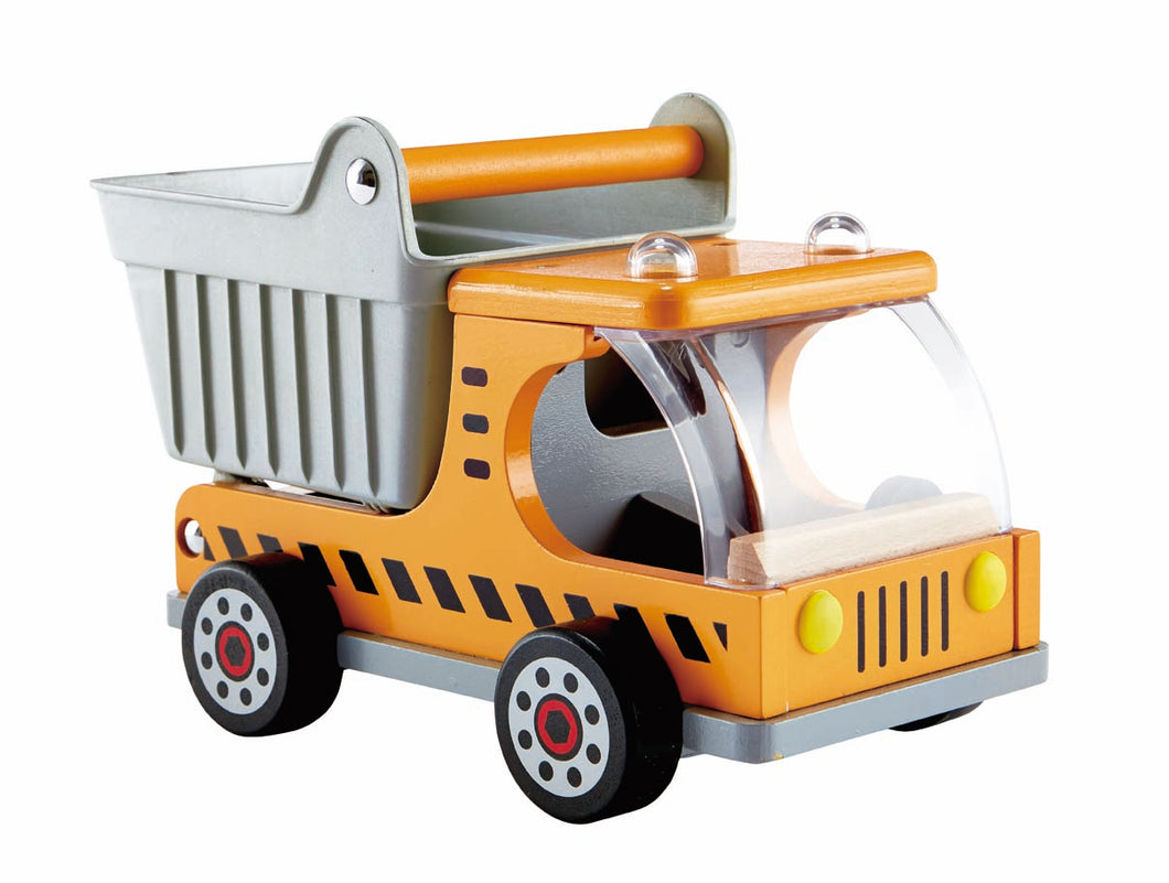 Hape Dumper Truck - All-Star Learning Inc. - Proudly Canadian
