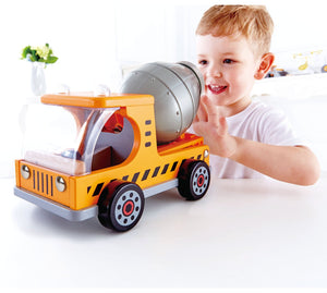 Hape Mix 'N Truck - All-Star Learning Inc. - Proudly Canadian