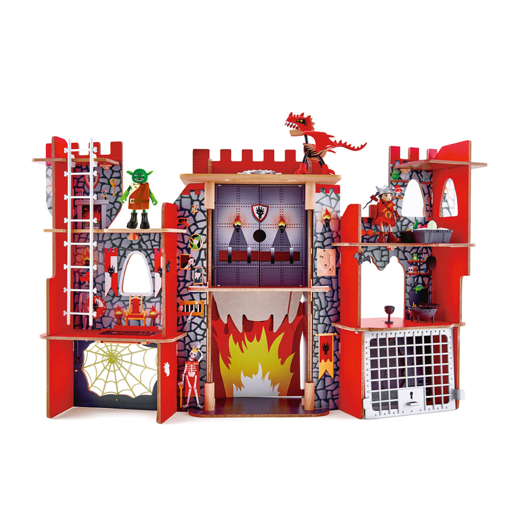Hape NEW Viking Castle - All-Star Learning Inc. - Proudly Canadian