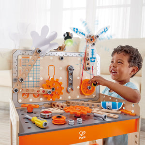 Hape Deluxe Scientific Workbench - All-Star Learning Inc. - Proudly Canadian