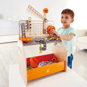 Hape Discovery Scientific Workbench - All-Star Learning Inc. - Proudly Canadian