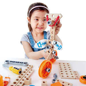 Hape Deluxe Experiment Kit - All-Star Learning Inc. - Proudly Canadian