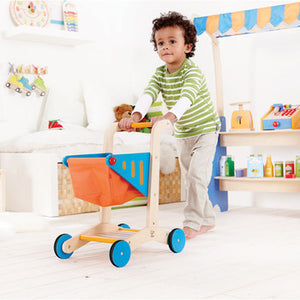 Hape Shopping Cart - All-Star Learning Inc. - Proudly Canadian
