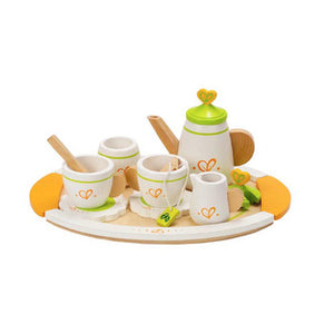 Hape Tea Set for Two - All-Star Learning Inc. - Proudly Canadian