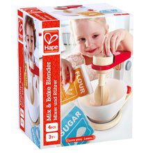 Hape NEW Mix & Bake Blender - All-Star Learning Inc. - Proudly Canadian