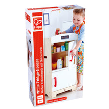 Hape NEW White Fridge-Freezer - All-Star Learning Inc. - Proudly Canadian