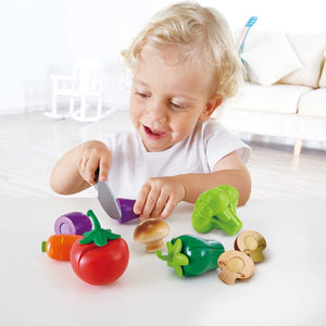 Hape NEW! Garden Vegetables - All-Star Learning Inc. - Proudly Canadian